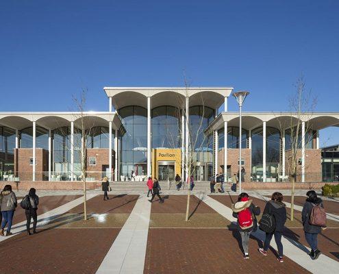The Pavilion, Nottingham Trent University