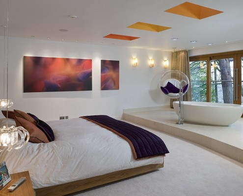 Bedroom in private home - Brightmans