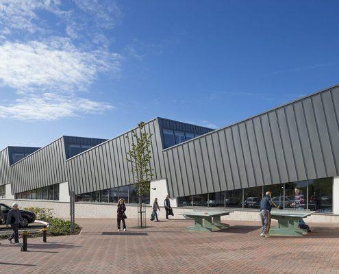 Harvey Hadden Sports Centre - Levitate Architects