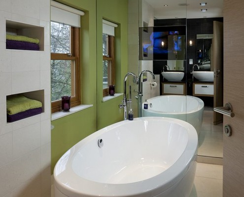 Fairlawn bathroom - Brightmans