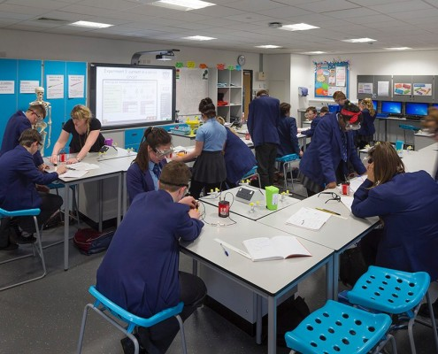 Farnborough Academy - Inspired Spaces