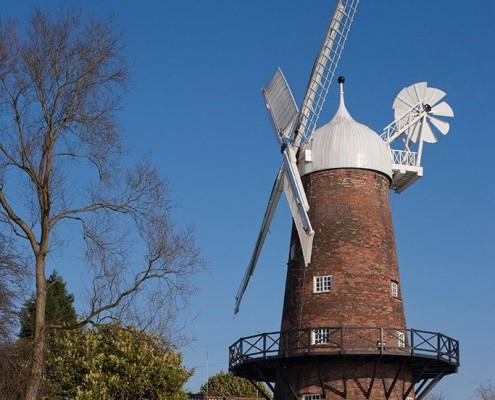 Green's Windmill - Sneinton