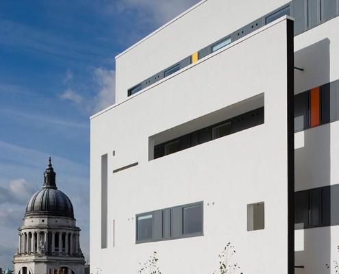 Ibis Terrace - Benson & Forsyth Architects