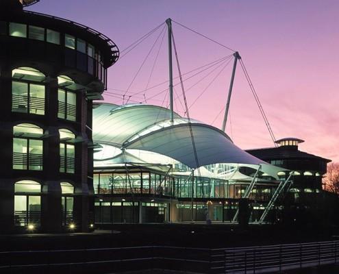 Inland Revenue Centre - Hopkins & Partners
