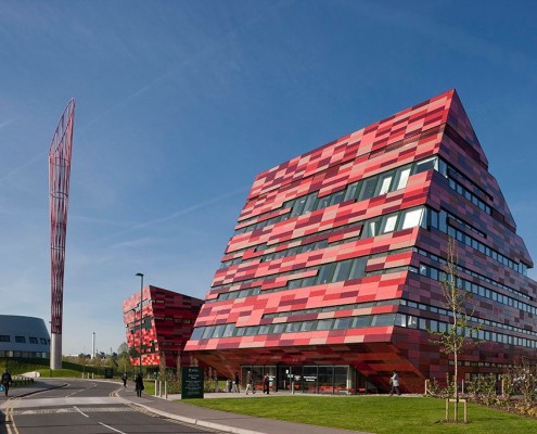 Jubilee Campus, University of Nottingham - Make Architects