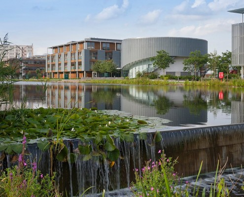 Lakeside, Jubilee Campus - University of Nottingham