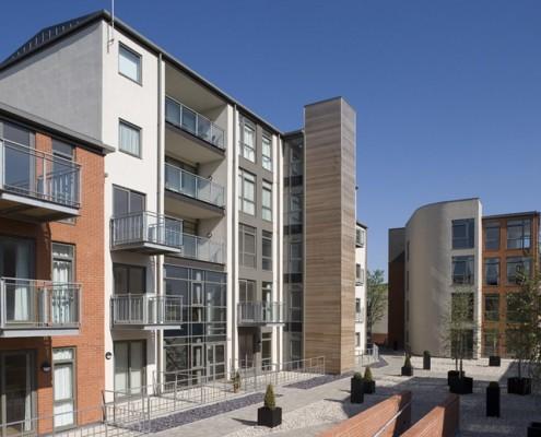 Manor Apartments - Braemore Developments