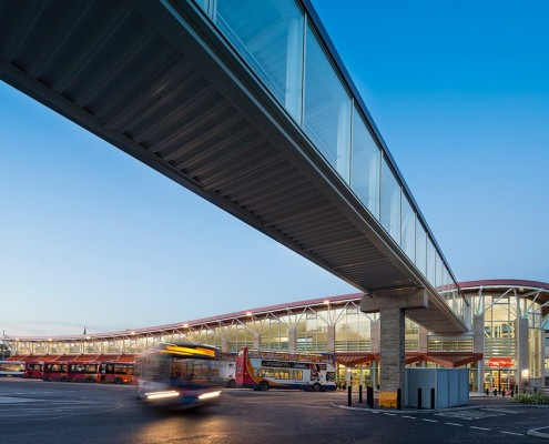 Mansfield Bus Station - NCC Architecture Group
