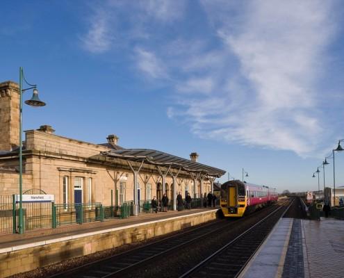 Mansfield Station