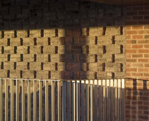Nottingham Trent University - Evans Vettori Architects