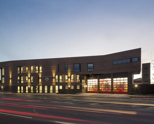 London Road Fire Station - CPMG Architects