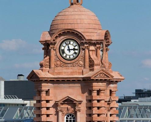 Nottingham Station - BDP