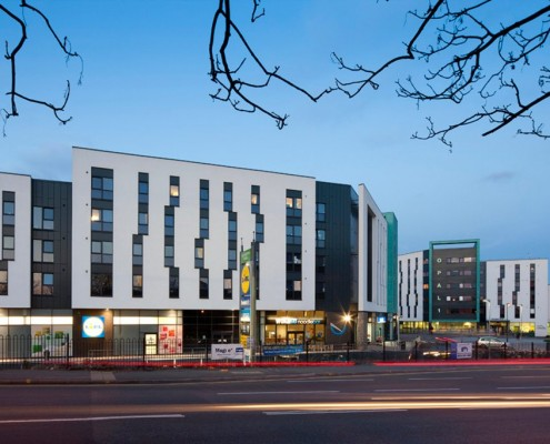 Opal, Ilkeston Road - Lewis & Hickey Architects