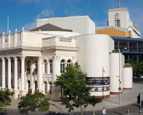 Theatre Royal and Royal Concert Hall - RHWL