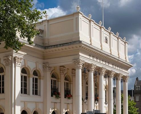 Theatre Royal and Theatre Square