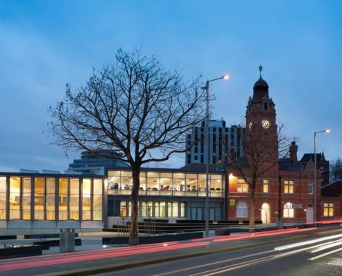 Victoria Baths and Bath Street- Levitate Architects