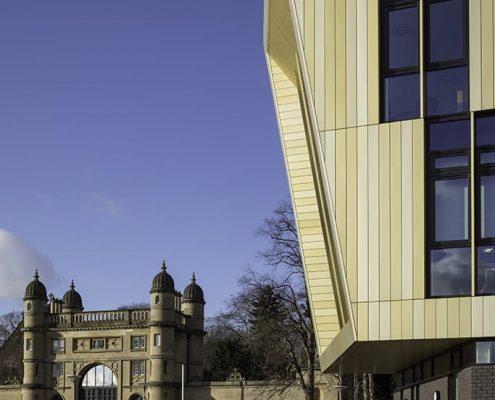 Advanced manufacturing Building - Bond Bryan Architects
