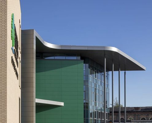 Newark & Sherwod District Council - Wm Saunders Partnership