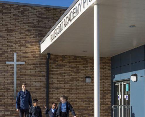 Bluecoat Academy Primary - Lungfish Architects