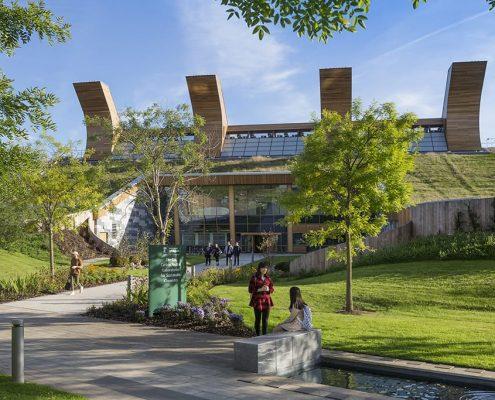 Centre for Sustainable Chemistry, University of Nottm - Fairhurst Architects